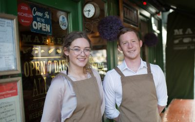 Friendly Team - Market Restaurant in Hove
