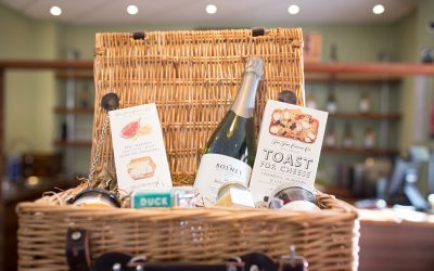 hamper from GB charcuterie