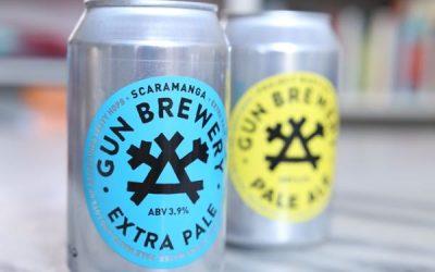 Trend: Beer in cans, Beavertown, Brighton, Gun Brewery, beer blog
