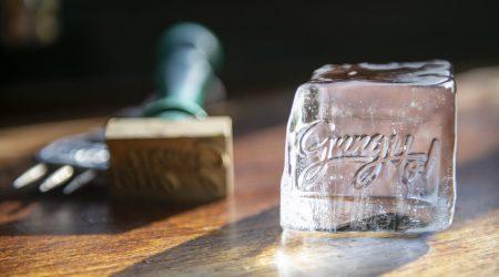 GungHo Ice Stamp