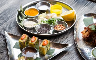 Herbs and Spices - Indian Summer Restaurant