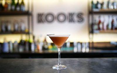 Cocktail at Kooks, Brighton