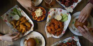 Lost Boys Chicken Brighton. Gastro Pubs Brighton. Brighton Restaurant Awards - Bank Holiday Brighton - Brighton Festival