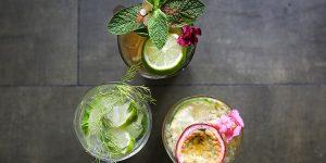 drinks, cocktail, fruit, Lucky Beach, cafe, bar, seafront, beach, Brighton