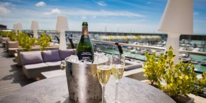 Brighton marina Restaurants, Bottomless Brunch over Brighton Marina