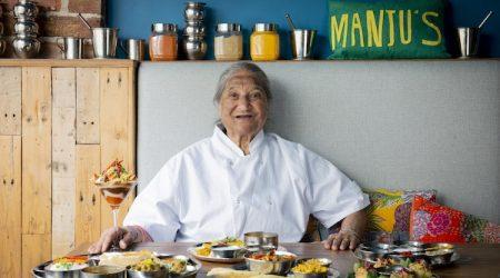 Manju of Manjus's - Indian vegetarian