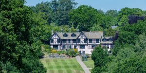 Mannings Heath clubhouse