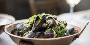 Mussels at The Urchin