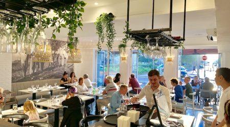 Nostos best greek restaurant in Brighton and Hove