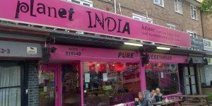 Planet India best budget bites brighton restaurant awards BRAVO