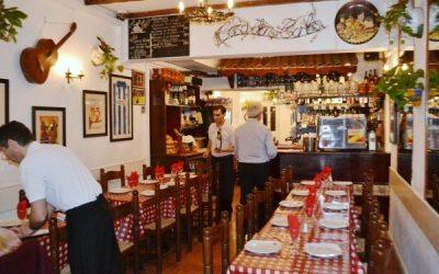 The inside of Casa Don Carlos