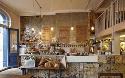 Marmalade Best Tea and Cake Brighton restaurant awards BRAVO