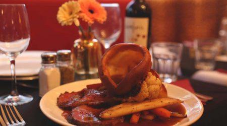 Sunday Lunch at the Regency Tavern Brighton