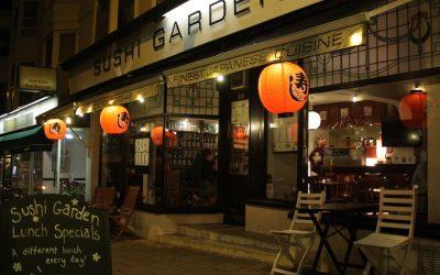 Sushi Garden in Brighton