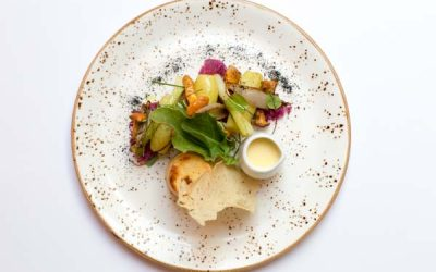 Terre à Terre is an awrd winning vegetarian restaurant