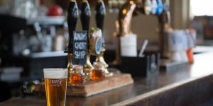 The Hartington pub