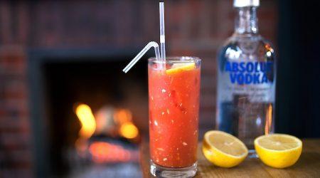 Bloody Mary at the hartington
