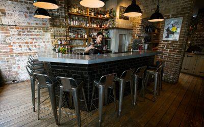 Plateau. sustainable Brighton. Brighton Restaurant Awards