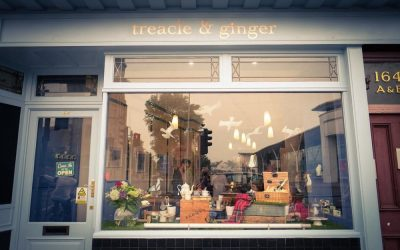 Treacle and Ginger. Best cafes Brighton. Brighton Restaurant Awards