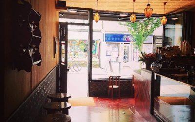 Twin pines brighton Best Coffee Brighton Restaurant Awards BRAVO
