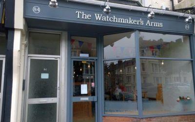Watchmaker's Arms Bravo Awards