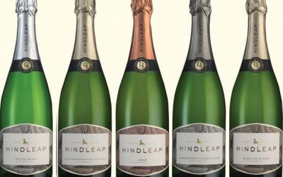 Hindleap sparkling wine