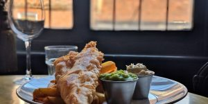 Fish and Chips Brighton - The Walrus